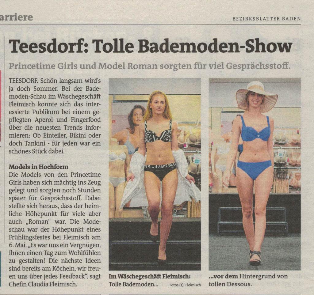 Bezirskblatt Baden Juni 2017