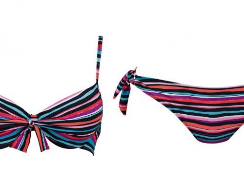 In Schale geworfen: Bikini von Anita